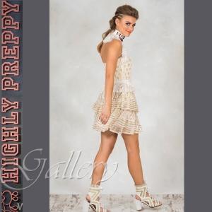 Vestido 7459 H. Preppy
